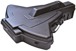 Plano 1133-00 Manta Crossbow Case Black