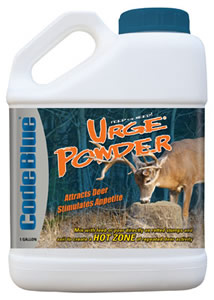 Code Blue OA1100 Urge Whitetail Powder 1 Gal