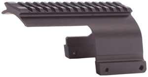 Sun Optics SM4822 Shotgun Saddle Mount For 870/1100/1187 RH/LH 20 Gauge