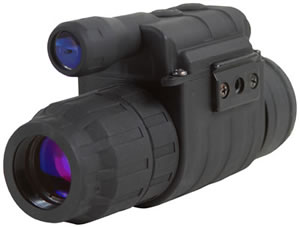 Sightmark SM14071 Ghost Hunter Night Vision Mono, 2x24
