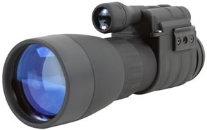 Sightmark SM14074 Ghost Hunter Night Vision Mono, 5x60