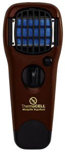Thermacell MRBJE Brn Appliance w/Earth Scent