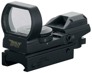 BSA PMRGS Panoramic Sight R&G 4 Reticles