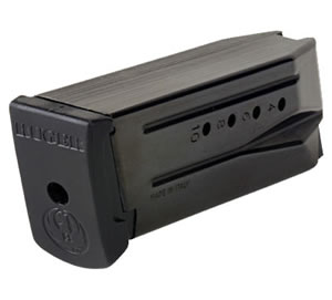 Ruger 90351 Magazine, SR40, 40 Smith & Wesson, 10 Rd, Blue