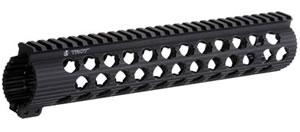 Troy ELUE0BT00 BattleRail TRX Extreme, 11 in, Blk