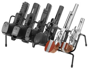 Lockdown 222210 Handgun Rack