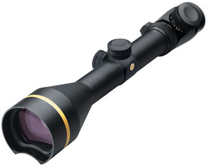 Leupold VX-3L Rifle Scope 67415, 3.5-10x, 50mm Obj, 30mm Tube Dia, Mt Black, Illum Duplex Reticle