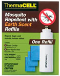 Thermacell E1 Mosquito Repellent Refill, Earth Scent