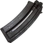 GSG GERMAK4724 AK-47 Magazine, 22 Long Rifle, 24 Rd, Black