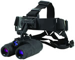 Sightmark SM15070 Ghost Hunter Night Vision Goggles Kit, 1x24