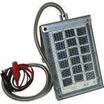 Wildgame Innovations SP6V1 6 Volt Solar Panel w/Bracket