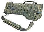 NcStar CVRSCB2919D AR-15 Tactical Rifle Scabbard, Green