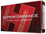 Hornady Superformance Ammunition GMX 83274, 223 Rem, 55 GR, 20 Rd/bx