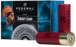 Federal Strut Shok Turkey Loads FT158F6, 12 Gauge, 3 in, 1 7/8 oz, 1210 fps, #6 Lead Shot, 5 Rd/Bx