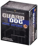 Federal Guard Dog Home Defense Ammunition PD45GRD, 45 Auto, Full Metal Jacket, 165 GR, 1140 fps, 20 Rd/bx