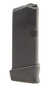Glock Magazine MF08820, For G33, 357 Sig Sauer, 11 Rd, Black