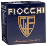 Fiocchi Hunting Steel 123ST6, 12 Gauge, 3 in, 1 1/8 oz, 1475 fps, #6 Steel Shot, 25 Rd/bx, Case of 10 Boxes