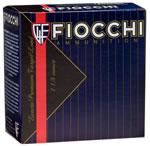 Fiocchi Premium Target Loads 12WRNO9, 12 GA Gauge, 2 3/4 in, 1 1/8 oz, 1250 fps, #9 Lead Shot, 25 Rd/bx, Case of 10 Boxes
