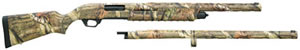 Remington Model 887 Nitro Mag Camo Shotgun 82530, 12 Gauge, 28 in /22 in, Chmbr, Synthetic Camo Stock, Camo Finish