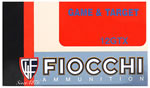 Fiocchi Game Loads 12GTX187, 12 Gauge, 2 3/4 in, 1 1/8 oz, 1290 fps, #7.5 Lead Shot, 25 Rd/bx, Case of 10 Boxes