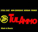 Tulammo Ammunition TA076203, 7.62 X 39mm, Full Metal Jacket, 122 GR, 640 Per