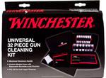 Winchester 363134 Universal Soft Side Cleaning Kit, 32 Pieces