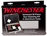 Winchester 363233 Universal Cleaning Kit, 30 Piece, Aluminum