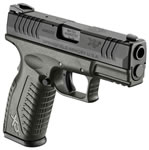 Springfield XDM 3.8 Pistol XDM9389GHC, 9 mm, 3.8 in, OD Green Syn Grip, Olive Drab Finish, 19 + 1 Rd