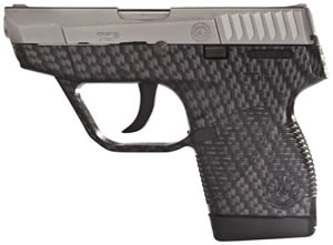 Taurus Model 738 TCP Pistol 1738039CF, 380 ACP, 3.3 in, Carbon Fiber Finish, 6 + 1 Rd