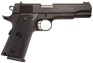Para Ordnance P14-45 Classic 1911 Pistol P1445EK, 45 ACP, 5 in, Covert Black Finish, 14 + 1 Rd