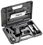 Springfield Model XD Essential Package Pistol XD9102HC, 40 S&W, 4 in, Checkered Polymer Grip, Black Finish, 12 + 1 Rd