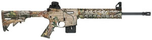 Smith & Wesson M&P 1522 Rifle 811046, 22 LR, 16 in, Semi-Auto, Collapsible Stock, Realtree APG/Black Finish, 10 + 1 Rd
