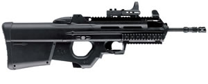 FN Herstal Model FS2000 CQB Carbine 3835980500, 223 Rem, 18 in, Semi Auto, Black Syn Stock, Black Finish, 30 + 1 Rds