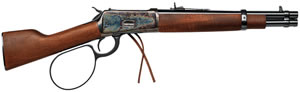 Rossi Ranch Hand Large Loop Pistol RH9257203, 45 Colt, 12 in, Lever Action, Wood Stock, Case Hard Frame, 6 + 1 Rds