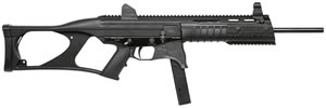 Taurus Model CT G2 Carbine 390161CTG2, 9 mm, 16 in, Semi Auto, Black Syn Tactical Stock, Black Finish, 10 Rds