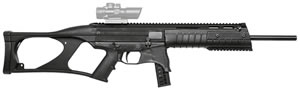 Taurus Model CT G2 Carbine 345161CTG2, 45 ACP, 16 in, Semi Auto, Black Syn Tactical Stock, Black Finish, 10 + 1 Rds