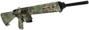 Sig Sauer Model RM400 Hunter RM400H20BMIXPINE2, 223 Remington, 20 in, Semi Auto, A2 Buttstock, Mixed Pine Camo Finish, 10 + 1 Rds