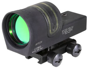 Trijicon RX34A51 Reflex Sight With TA51 Mount, 4.5 MOA