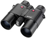 Bushnell Fusion 1600 ARC Binoculars 201250, 12x, 50 mm, BaK 4 Roof Prism, Black