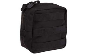 5.11 Tactical SlickStick System Pouch Black 6x6 Soft 58713