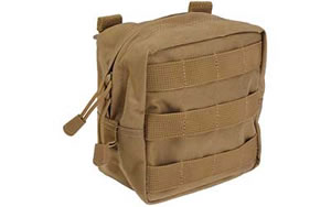 5.11 Tactical SlickStick System Pouch Flat Dark Earth 6x6 Soft 58713