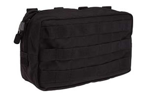 5.11 Tactical SlickStick System Pouch Black 10x6 Soft 58716