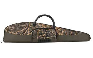 Allen 76348 Drake Single Scoped Rifle Case Shadow Grass/Green Soft 48 in Pocket