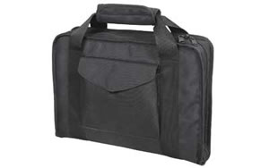 Allen 7713 Enforcer Tactical Case Black Soft 13 in X 9.5 in