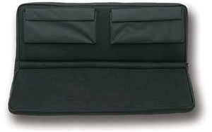 Bulldog BDH495 Hybrid Tactical Single Shotgun Case Black Combo 40 in