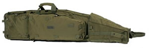 Blackhawk 20DB01OD Dragbag Long Gun Rifle Case OD Green Soft 51 in