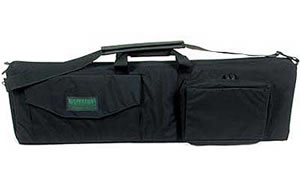 Blackhawk 61PW01BK Padded Rifle Case Black Soft 44 in