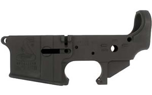 Bushmaster Lower Stripped Semi Auto 223 Rem Black 9349102SMUL