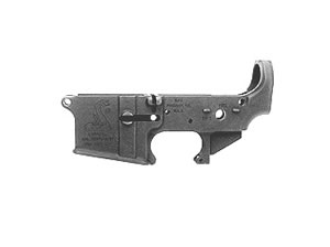"Bushmaster Lower Stripped Semi Auto 223 Rem 16"" Black 9349102"