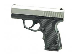 Cobra Patriot Compact Pistol Patriot 45S, 45 ACP, 3 in, Duo Tone Finish, Fixed Sights, 6 Rd, DAO